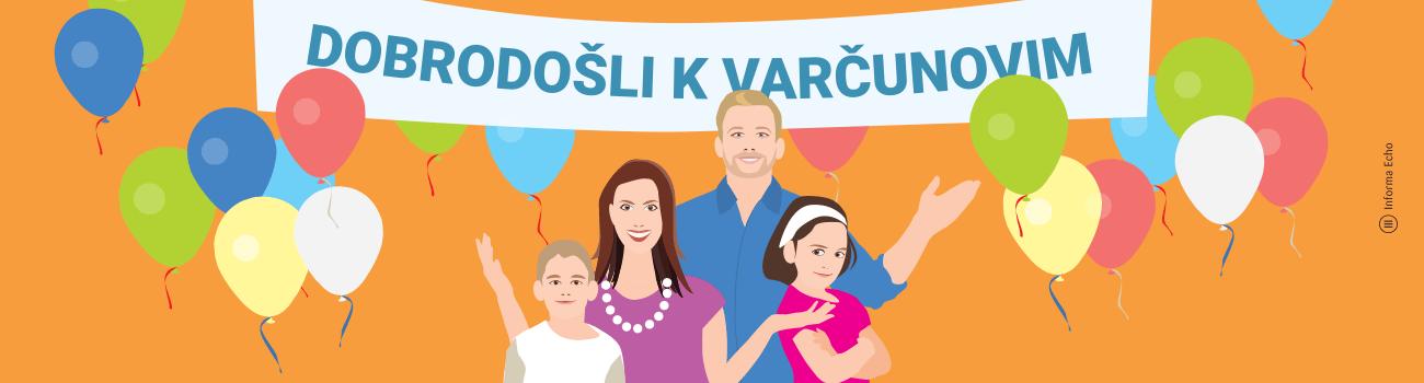 Dobrodošli k Varčunovim / Porabimanj INFO / Risba: Branko Baćović