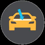 Vzdrževanje avta v zimskem času - Redno čistite kanal pod vetrobranskim steklom / PorabimanjINFO