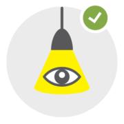 Fotobiološka varnost sijalk - Rizična skupina 0 / PorabimanjINFO