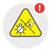 Fotobiološka varnost sijalk - Rizična skupina 2 / PorabimanjINFO