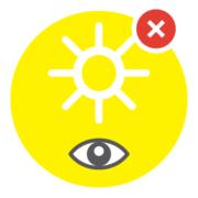 Fotobiološka varnost sijalk - Rizična skupina 3 / PorabimanjINFO