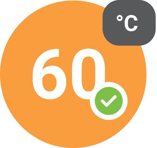 Omejite temperaturo v kotlu na 60 °C / PorabimanjINFO