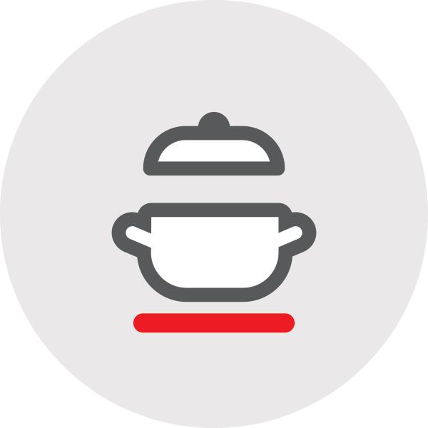 Uporaba pokrova med kuhanjem / PorabimanjINFO