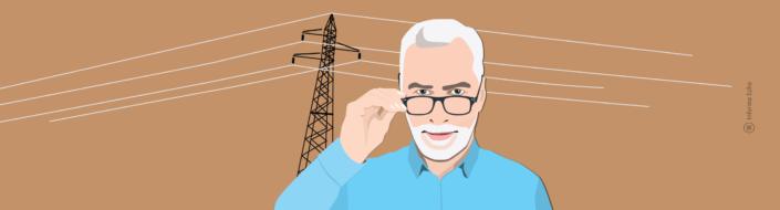 Izračun končne cene električne energije /PorabimanjINFO / Ilustracija: Branko Baćović